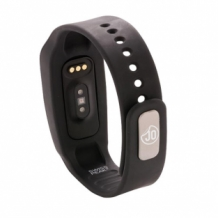 Bedrukte Swiss Peak activity tracker