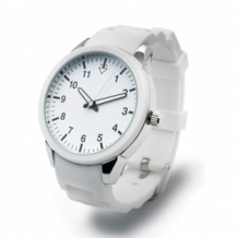 Single Watch Metal Silicone