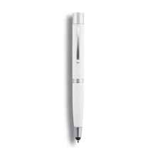 Bedrukte 3 in 1 powerbank pen