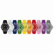 Single Watch Silicone