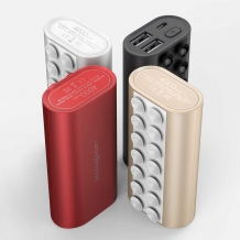 Bedrukte Xoopar Squid Mini Powerbank