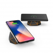 Bedrukte Xoopar Geo Fast Wireless Charging Dock